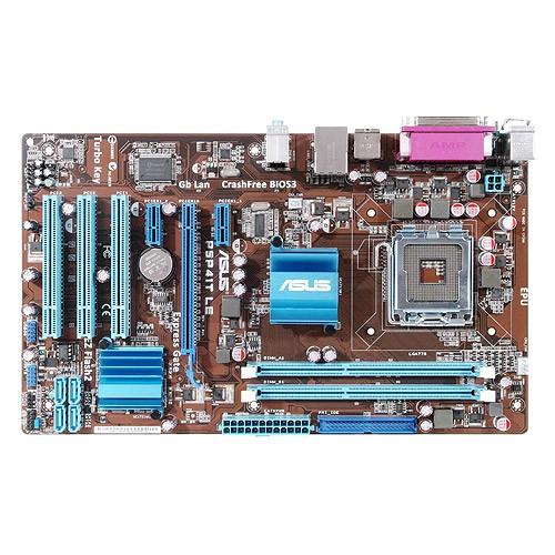 Placa de baza ASUS P5P41T-LE INTEL G41/ICH7, socket 775
