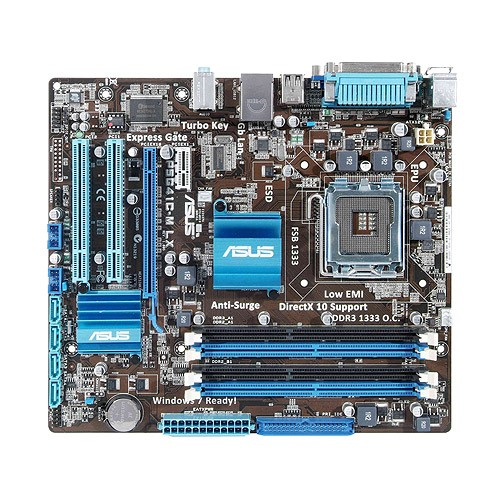Placa de baza ASUS P5G41C-M-LX INTEL G41/ICH7, socket 775