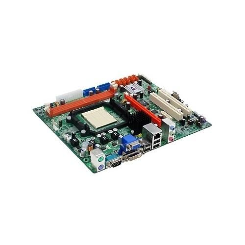 Placa de baza ECS A780GM-M3  AMD 780GM, socket AM2/AM3