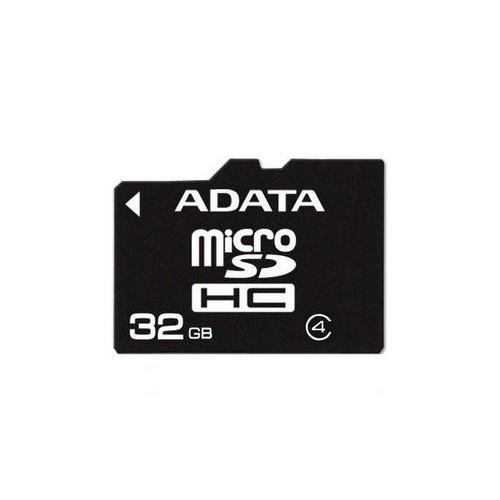 Memorie flash card ADATA AUSDH32GCL4-RA1 32GB Secure Digital microSDHC Class 4
