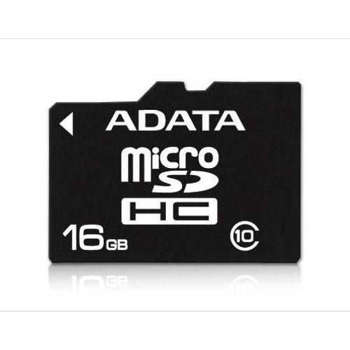 Memorie flash card ADATA AUSDH16GCL10-R 16GB Secure Digital microSDHC Class 10