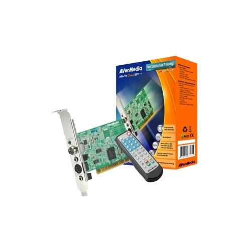 TV TUNER Avermedia Super 007 Hybrid, PCI, FM (AVERTV-SUPER-007)