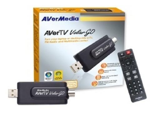 TV TUNER Avermedia Volar Go, Analog, Pen Drive (AverTV-VolarGo)