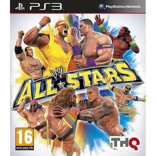 Joc consola THQ  WWE All Stars PS3 (THQ-PS3-ALLSTARS)