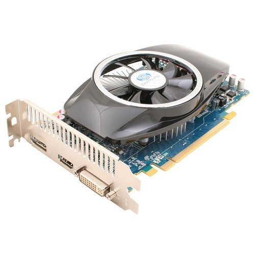 Placa video Sapphire SPHEHD5750HD512D5 AMD ATI Radeon HD5750, 512MB DDR5, 128bit, PCI-Ex