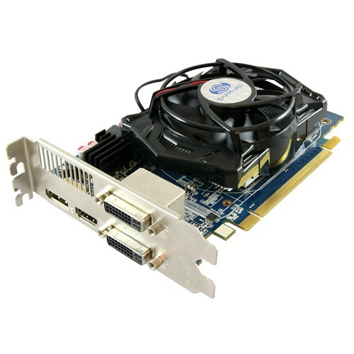 Placa video Sapphire SPHEHD5670FL1GD5 AMD ATI Radeon HD5670 FleX, 1024MB DDR5, 128bit, PCI-Ex