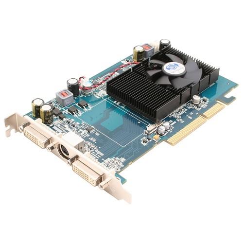 Placa video Sapphire SPHHD3650H512HT AMD ATI Radeon HD3650, 512MB DDR2, 64bit, AGP