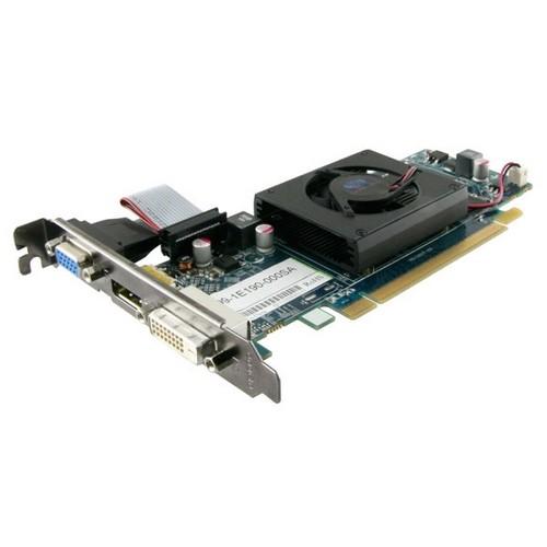 Placa video Sapphire SPHEHD6450HD512D5 AMD ATI Radeon HD6450, 512MB DDR5, 64bit, PCI-Ex