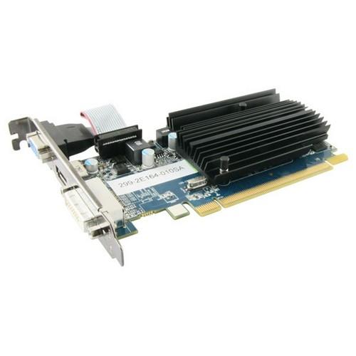 Placa video Sapphire SPHEHD6450HD51GD3 AMD ATI Radeon HD6450, 1024MB DDR3, 64bit, PCI-Ex