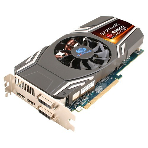 Placa video Sapphire SPHEHD6790HD1G AMD ATI Radeon HD6790, 1024MB DDR5, 256bit, PCI-Ex