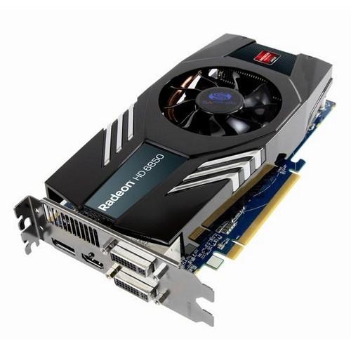 Placa video Sapphire SPHEHD6850HD1G AMD ATI Radeon HD6850, 1024MB DDR5, 256bit, PCI-Ex