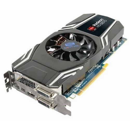 Placa video Sapphire SPHEHD6870HDM1G AMD ATI Radeon HD6870, 1024MB DDR5, 256bit, PCI-Ex