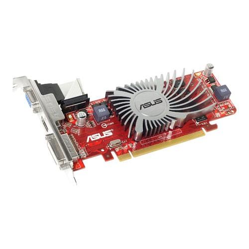 Placa video ASUS EAH6450SIL512LP AMD ATI Radeon HD6450, 512MB DDR3, 32bit, PCI-Ex