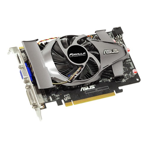 Placa video ASUS EAH5750FML2DI1GD5 AMD ATI Radeon HD5670, 512MB GDDR5, 128bit, PCI-Ex