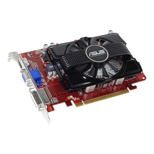 Placa video ASUS EAH5670/DI/1GD3 AMD ATI Radeon HD5670, 1024MB DDR3, 128bit, PCI-Ex
