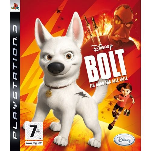 Joc consola Disney  Bolt PS3 (BVG-PS3-BOLT)