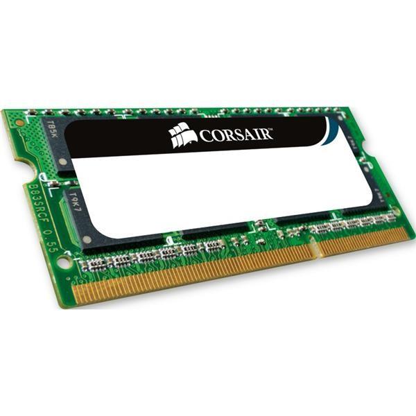 Memorie CORSAIR  2GB DDR3 1066MHz SODIMM (CM3X2GSD1066)