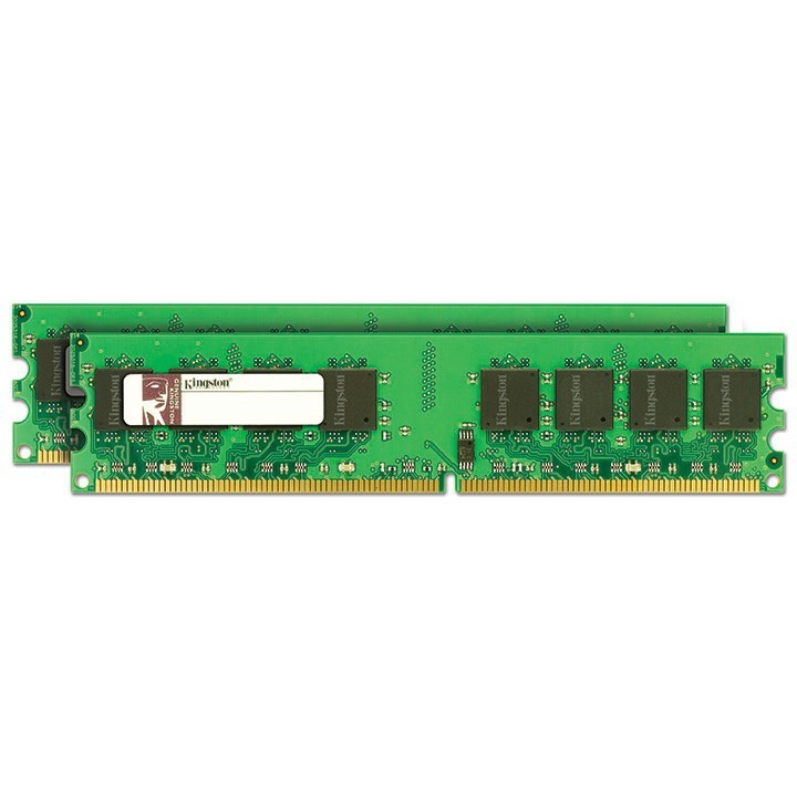 Memorie Kingston  2GB 800Mhz DDR2 (Kit of 2) (KVR800D2N6K2/2G)