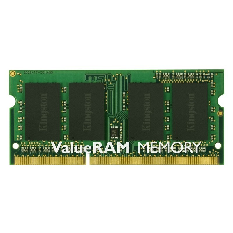 Memorie Kingston  2GB 1333Mhz DDR3 SODIMM (KVR1333D3S9/2G)