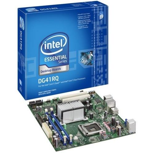 Placa de baza INTEL BLKDG41RQ INTEL G41 Express, socket 775