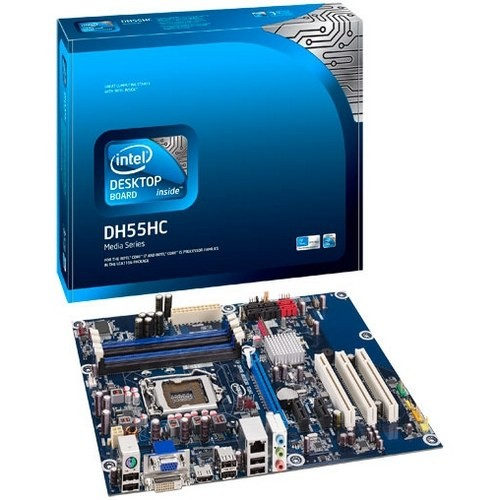 Placa de baza INTEL BLKDH55HC Intel H55 Express, socket 1156