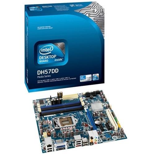 Placa de baza INTEL BLKDH57DD Intel H57, socket 1156