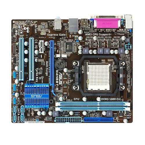Placa de baza ASUS M4N68T-M NForce630a/GeForce 7025, socket AM3