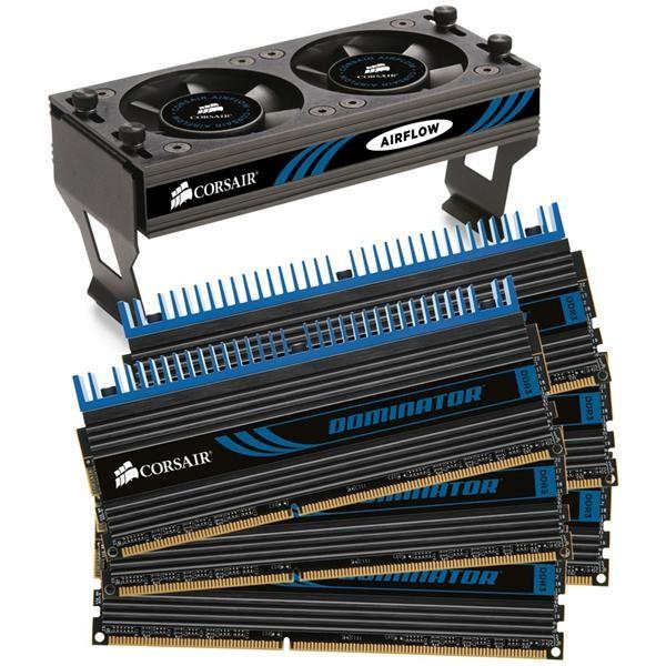 Memorie CORSAIR  12GB DDR3 1600MHz (Kit 6×2) radiator DHX (CMD12GX3M6A1600C8)