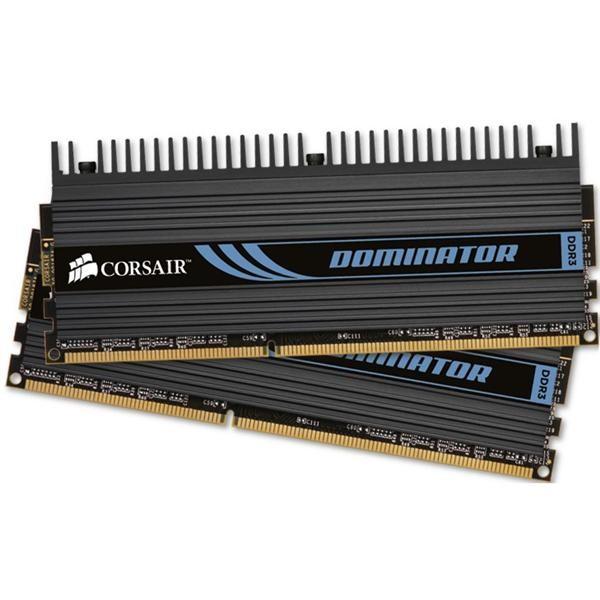Memorie CORSAIR  4GB DDR3 1600MHz (Kit 2×2) radiator DHX+ (CMP4GX3M2A1600C9)