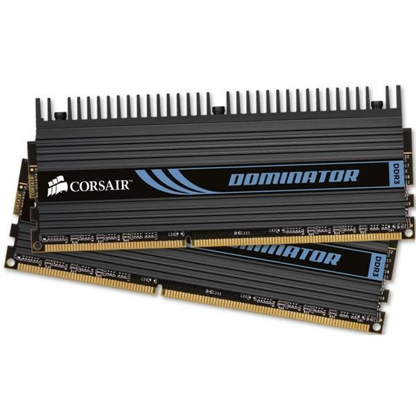 Memorie CORSAIR  8GB DDR3 1600MHz (Kit 2×4) radiator DHX+ (CMP8GX3M2A1600C9)