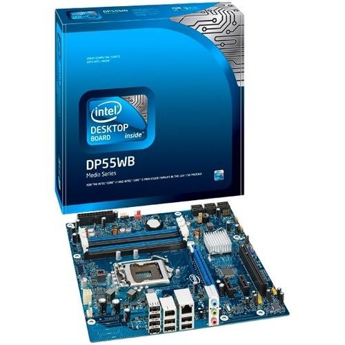 Placa de baza INTEL BLKDP55WB Intel P55 Express, socket 1156