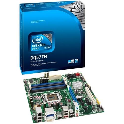Placa de baza INTEL BLKDQ57TM Intel Q57 Express, socket 1156
