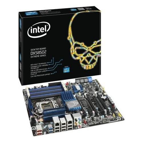 Placa de baza INTEL BOXDX58SO2 Intel X58 Express, socket 1366