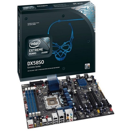 Placa de baza INTEL BLKDX58SO Intel X58 Express, socket 1366