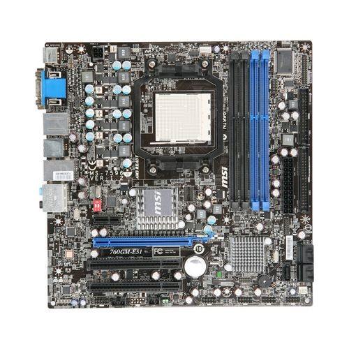 Placa de baza MSI 760GM-E51 AMD 760G+SB710, socket AM3