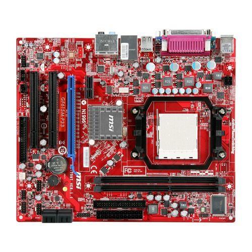 Placa de baza MSI GF615M-P33 NVIDIA GeForce 6150SE / nForce430, socket AM3