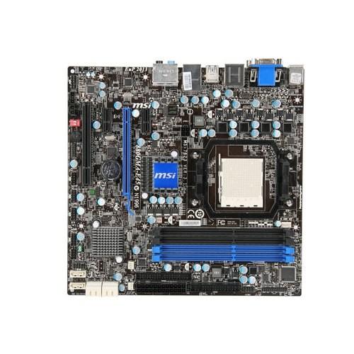 Placa de baza MSI 880GMA-E45 AMD 880G+SB850, socket AM3