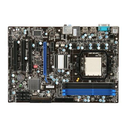 Placa de baza MSI 870-C45 AMD 770G+SB710, socket AM3
