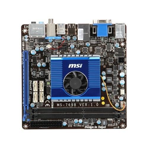 Placa de baza MSI E350IA-E45 AMD APU
