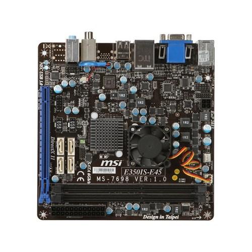 Placa de baza MSI E350IS-E45 AMD APU
