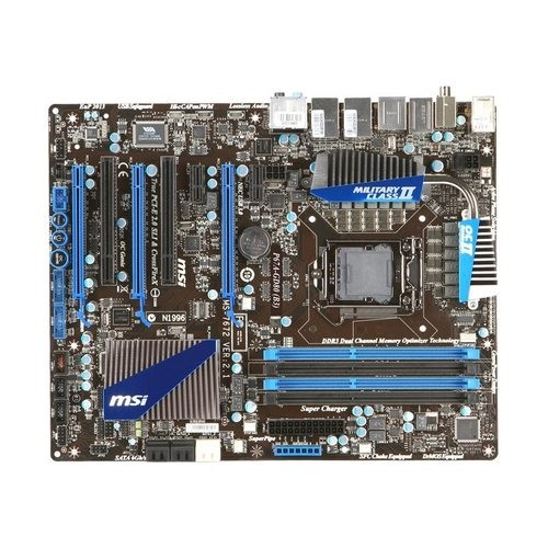 Placa de baza MSI P67A-GD80 (B3) Intel P67, socket 1155