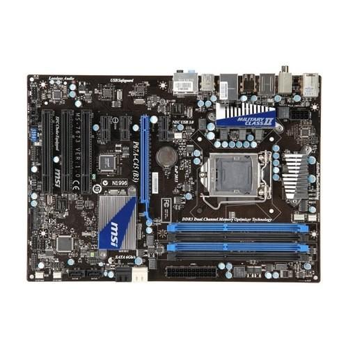 Placa de baza MSI P67A-C45 (B3) Intel P67, socket 1155