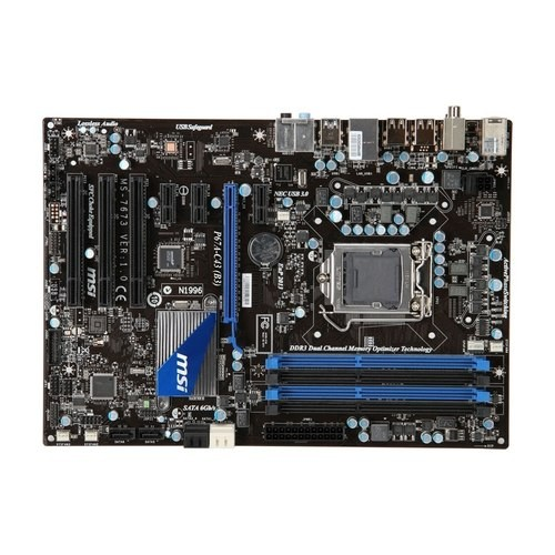 Placa de baza MSI P67A-C43 (B3) Intel P67, socket 1155