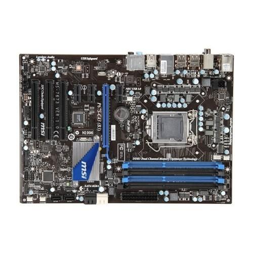 Placa de baza MSI P67S-C43 (B3) Intel P67, socket 1155