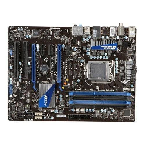 Placa de baza MSI P67A-G45 (B3) Intel P67, socket 1155