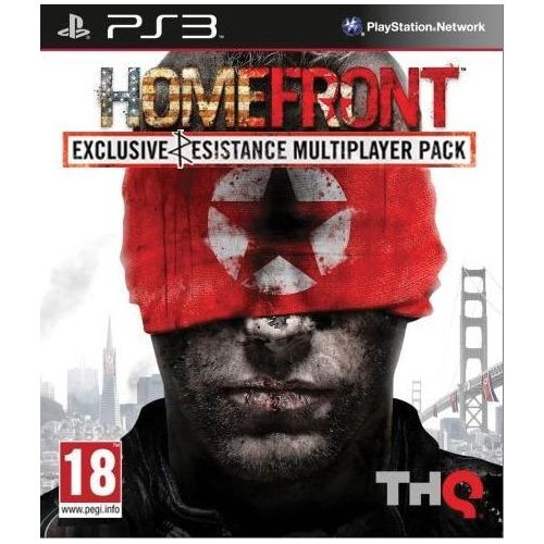 Joc consola THQ  Homefront Resist Edition PS3 (THQ-PS3-HOMEFRRE)