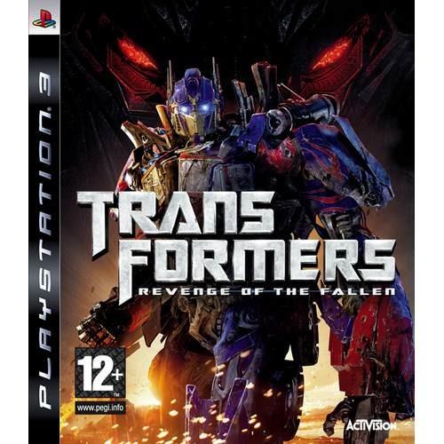 Joc consola Activision Transformers: Revenge of  the Fallen PS3 (ENX-PS3-TRANSREV)