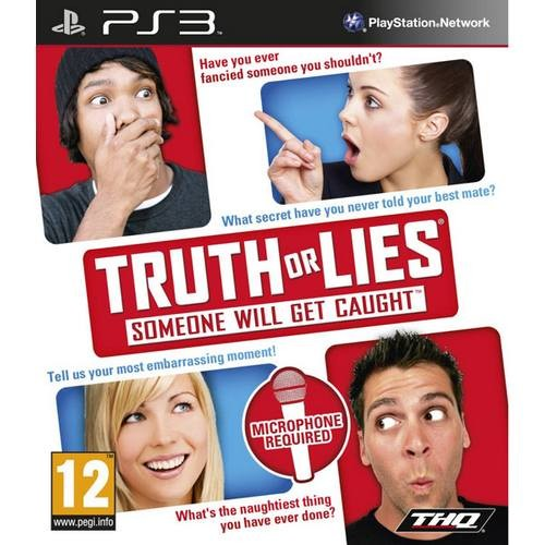 Joc consola THQ Truth or Lies PS3 (THQ-PS3-TOL)