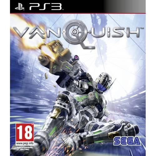 Joc consola SEGA Vanquish PS3 (SEG-PS3-VANQUISH)