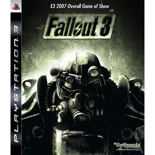 Joc consola Bethesda Fallout 3 PS3 (HYP-PS3-FALLOUT3)